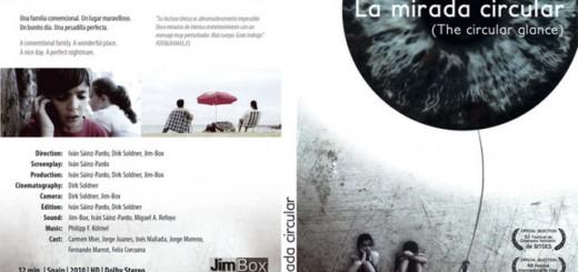 Immagine della locandina del corto La Mirada Circular