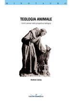 Immagine della copertina del libro Teologia Animale