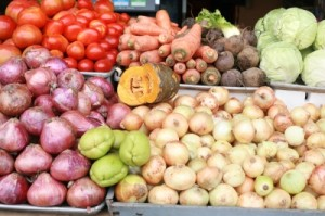 Immagine di cibo vegetale