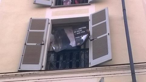 Palio al balcone