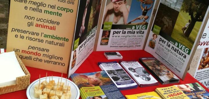 Tavolo info vegane
