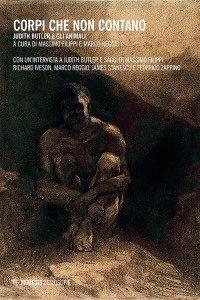 """Copertina del libro """"Corpi che non contano"""" di Judith Butler"""